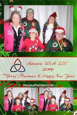 Advisers USA Christmas Party 12-13-2019
