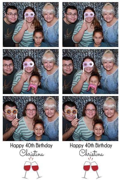 "Christina's ""40th Birthday"""