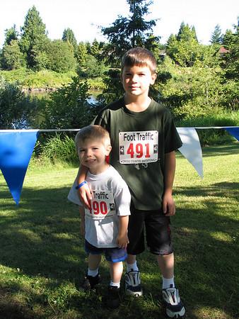 Primary Fun Run - 2006