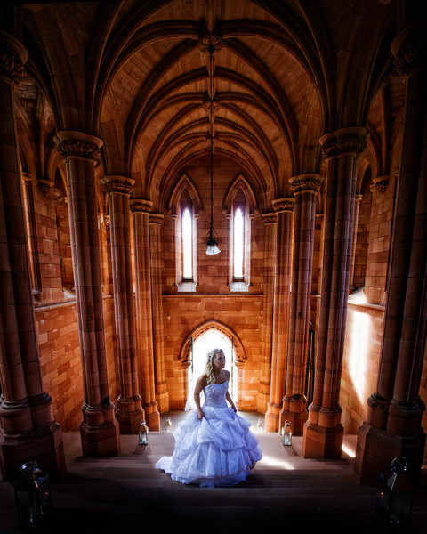 Crichton Church Dumfries Wedding