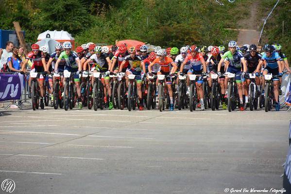 Beneluxcup Mountainbike  28 augustus 2016