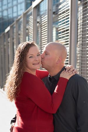 The Engagement of Trevor & Beth