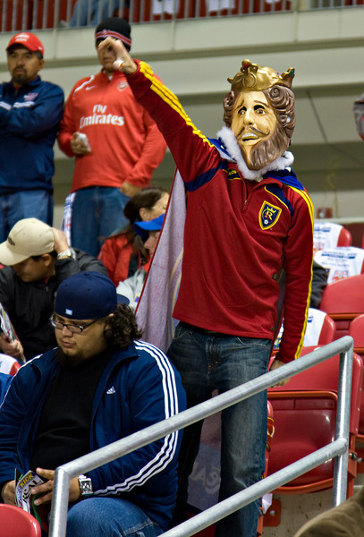 RSL Game - The King