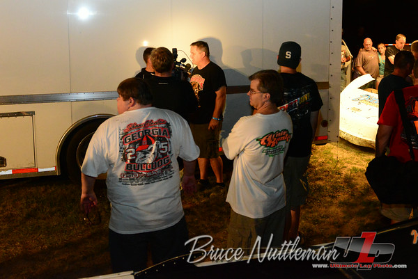 Cedar Lake Speedway, USA Nationals, Night #1