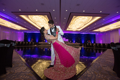 Priyanka & Aman _Reception