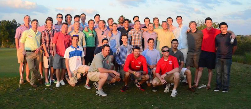 FL Mar 20 - Team Dinner/Golf - Mindi Flax