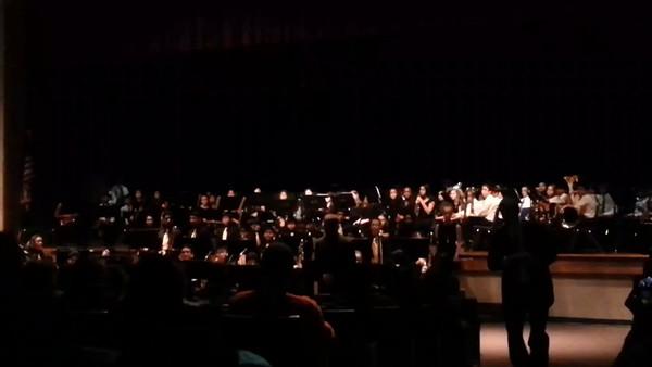 XRDS Winter Concert 2014