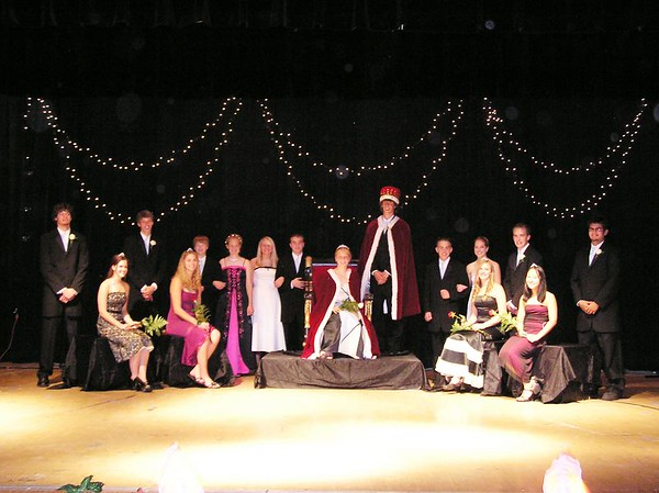 Homecoming Coronation 2004