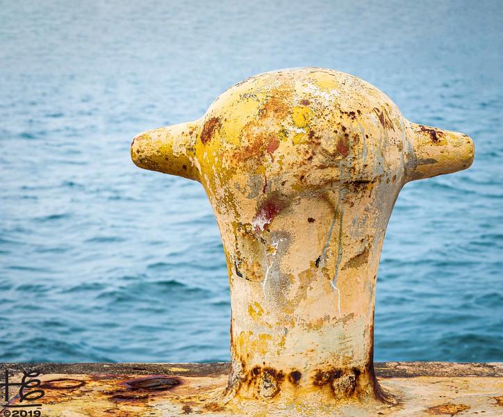Artistic rust