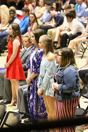 2018 Taft 8th Grade Graduation