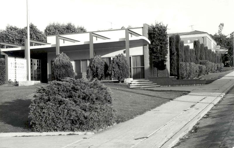 1978, School Front