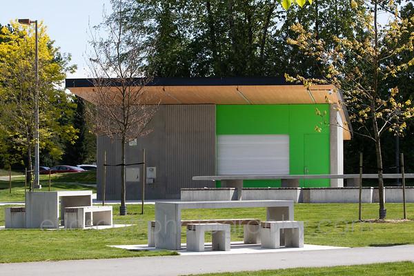 Coquitlam Town Centre Park - Site Inspection