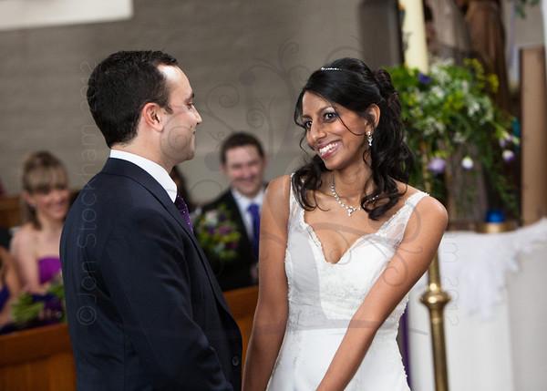 Surrey Wedding Photography, Mithi & Chris, Northbrook Park