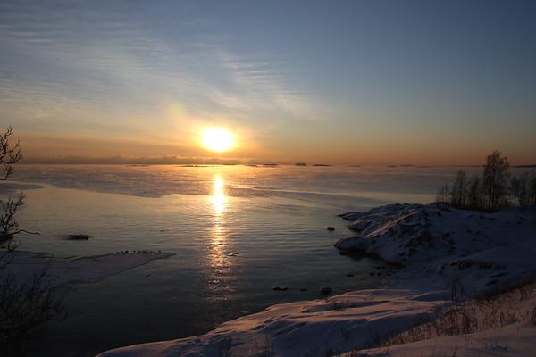 Suomenlinna (Winter)