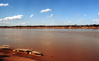 Laos, Mekong River, Thailand