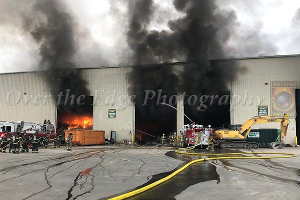 Glen Cove Building Fire 12/09/2018