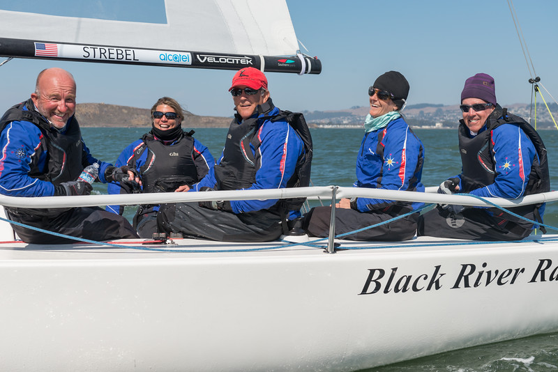 Douglas Strebel  - Black River Racing, Winner of Race Race 9