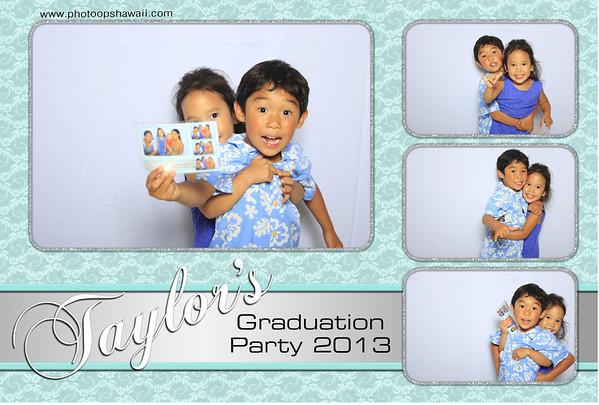 Taylor's Graduation Party (Fusion Portraits)