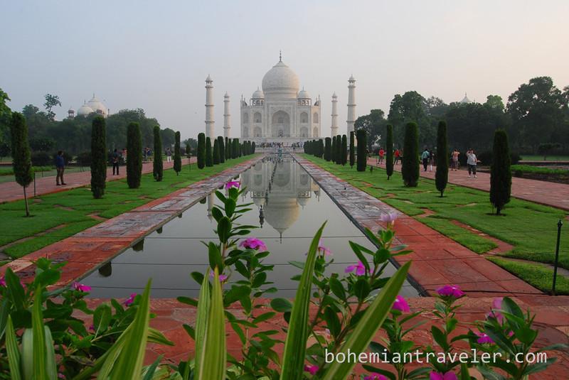 Taj Mahal and reflection (2).jpg