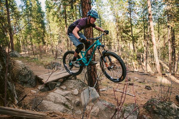 Sean Doche Mountain Biking