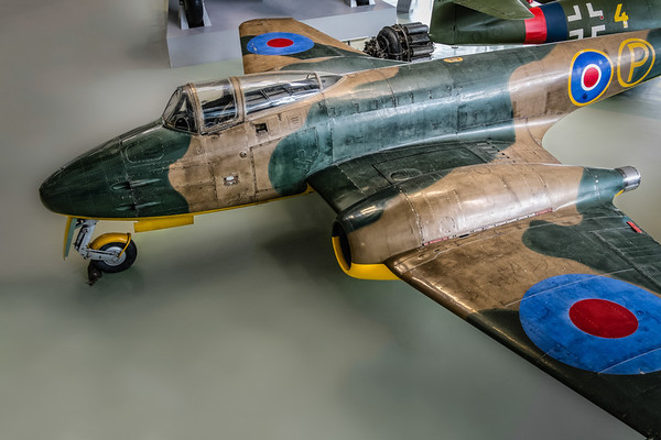 Royal Air Force Museum, Hendon, London, UK