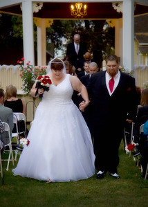 Megan & Mike Anderson Wedding