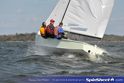 2014 SSA Lightning Frigid Digit Regatta