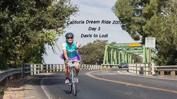 California  Dream Ride 2017 Day 3