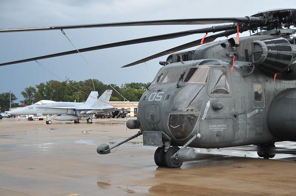 Oceana NAS Airshow (9/23 - 25, 2011)