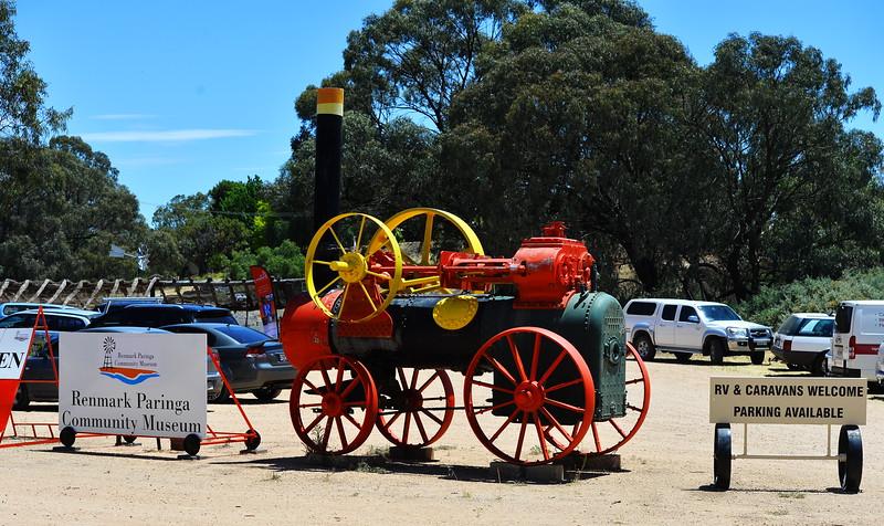 Paringa 100 Year Centenary Celebrations from Paringa Historical Village
