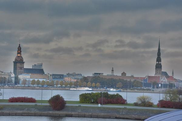 City of Riga (Letvia)  by day