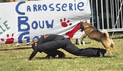 16 juli 2006 Kari Dogdancewedstrijd KC Zeeland