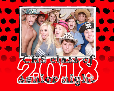 Corinth Senior Night Class of 2018