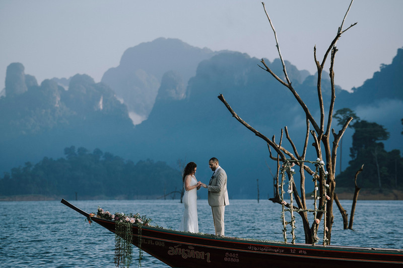 Tu Nguyen Wedding Khao Sok National Park Elopement Wedding Thailand Megg Neema-29.jpg