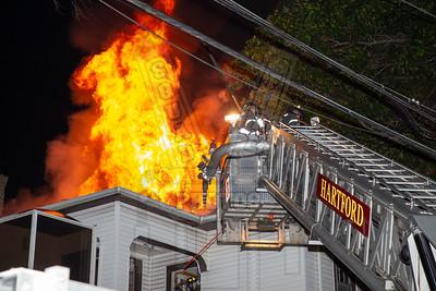 Hartford, Ct 2nd alarm 7/25/20