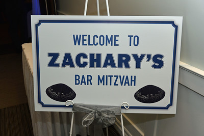 Zachary Kizell Bar Mitzvah May 20 2017