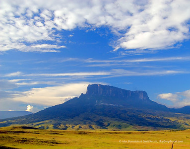 The Lost World of Roraima, Venezuela