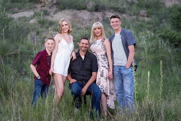 Drahos family Spring 2019