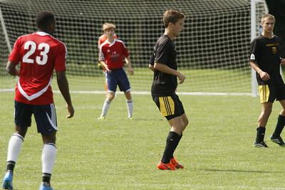 Boys U18 Cedar River Soccer