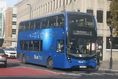 1647, HF66CFX, Bluestar, Bargates, Southampton