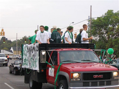 2004 Homecoming Parade