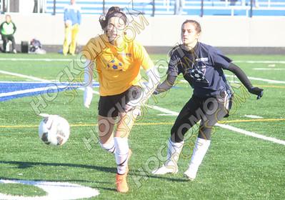 HockomockSports.com Charity Girls Soccer All Star Game - 11/15/14