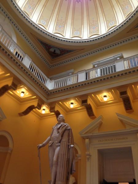 Virginia State House - Leslie Rowley