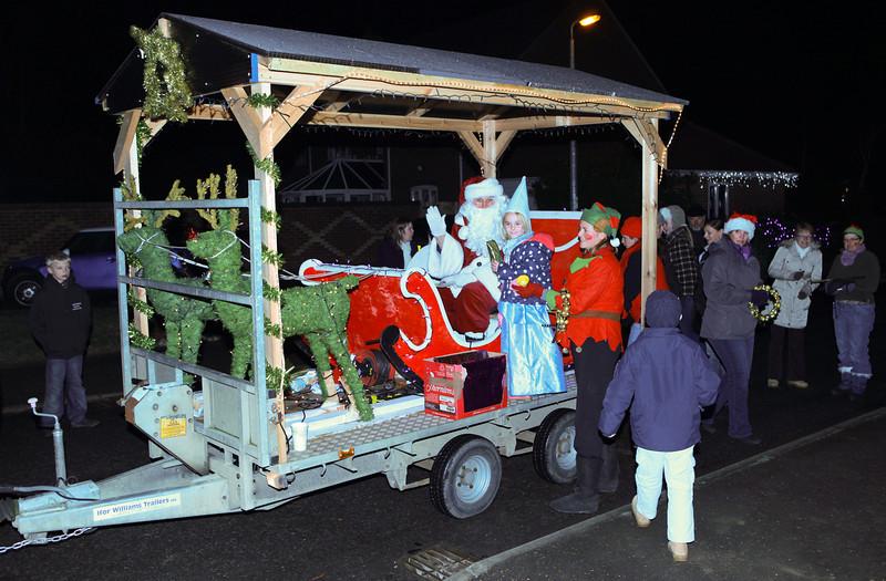Santa in Spaldwick_6587038473_o.jpg