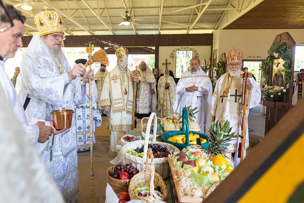 Divine Liturgy for the Feast of the Transfiguration