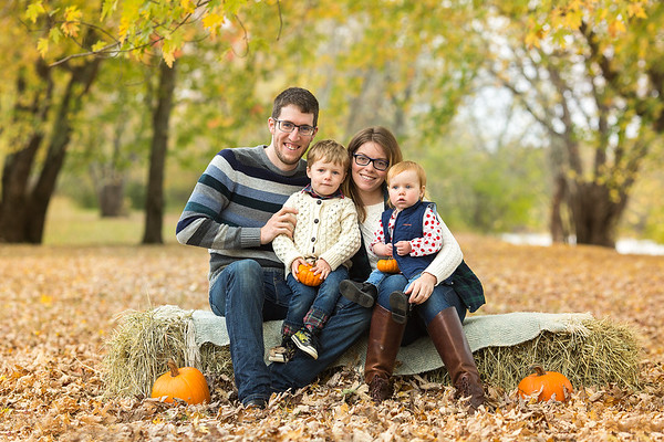 Fall Family Mini Sessions-The Renauds