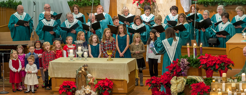Christmas Eve Service 12-24-2014