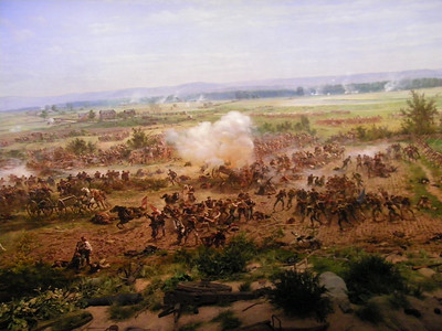 Gettysburg with 1st Presby Travelers