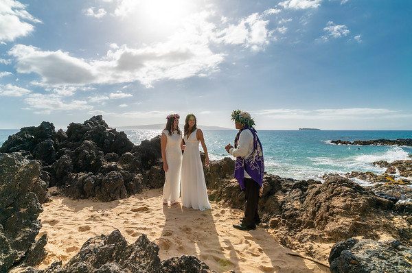 Carmen and Sara's Wedding, Unedited & Edited Photos