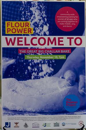 The Great Big Challah Bake - photos by  David Massarik
